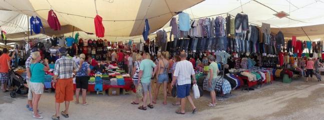 Local Sunday market 2.
