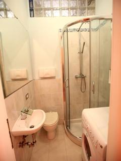 Sky bathroom