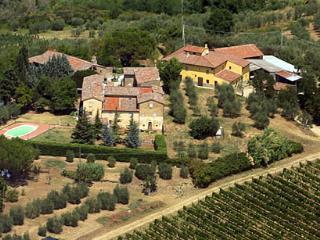 Appartamenti di charme nel Chianti, San Gimignano