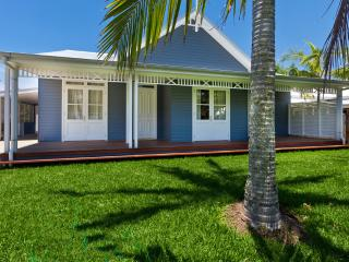Classic but modern beach house