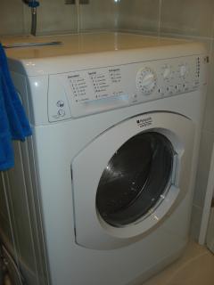Washing and dryng machine
