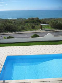 Ericeira apartment, seaview