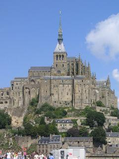 Mont St Michel lots to see, places to eat & lots of shops and don't forget your camera.!