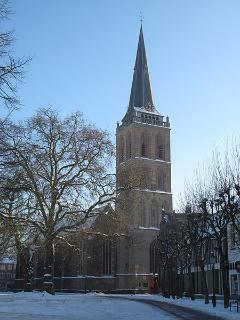 The church of Lochem
