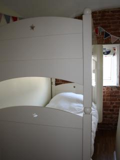 Bunk Bed room (adults sized beds)