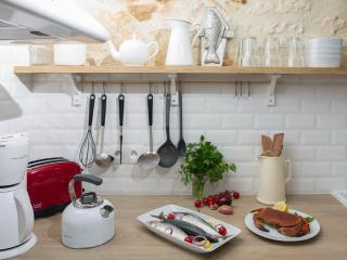 Détail cuisine (1er étage)