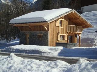 L'Erine-chalet des Alpes, Sixt-Fer-a-Cheval