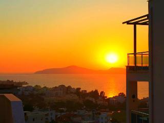 Sunny Aegean Views Penthouse