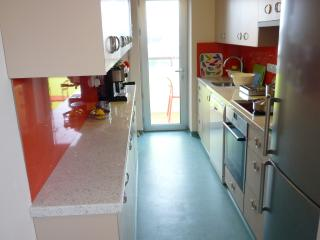 The kitchen is fully equipped and perfect for self-caterers