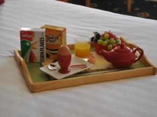 Breakfast in Bed If You Wish - Enjoy Our Complimentary Breakfast Welcome Pack at Your Leisure