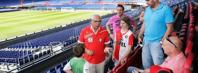 Feyenoord tours