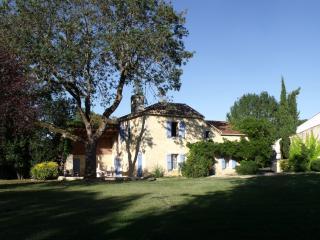 Le Domaine du Bigourdan, Valence-sur-Baise