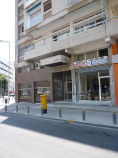 Chantclair house is in the centre of Nicosia