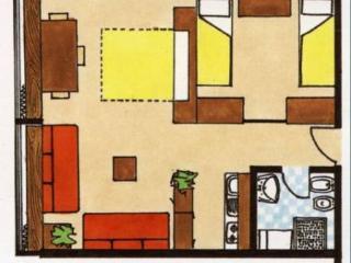 Residence Solaria Marilleva 1400, Mezzana
