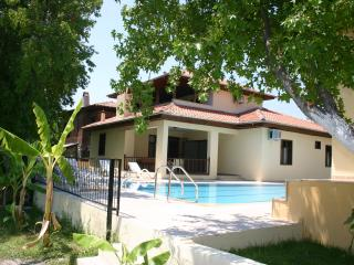 Begonville, villa holidays Turkey