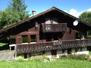 Chalet in Les Houches 3*