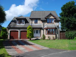 Villa for 2014 Ryder Cup, Kinross