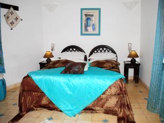 """Riad Aquarelle - """"La Chambre Turquoise"""", Marrakech"""