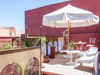 Riad Moulaty - 3 min. to Jemaa El Fna - private - quiet - perfect gateaway, Marrakech