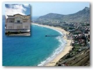 Apartamento para 4 personas en Porto Santo