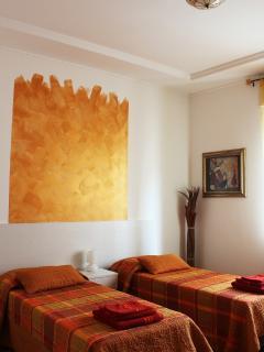Orus Room-twin beds
