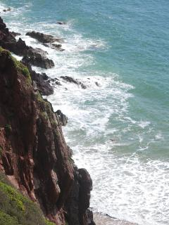 coast path walks near the coattge