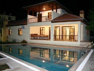 Villa Jasmine, villa holidays Turkey, Koycegiz