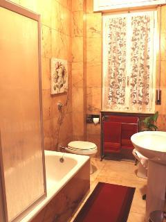 Orus bathroom
