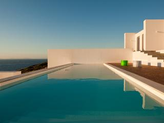 the edge summer houses, Paros