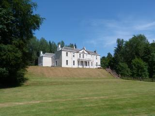Dumcrieff House, near Moffat