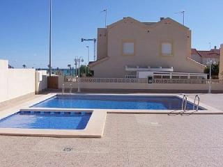 Duplex with Bbq,  Pool Shared, Wi-fi and air conditioning., Puerto de Mazarron
