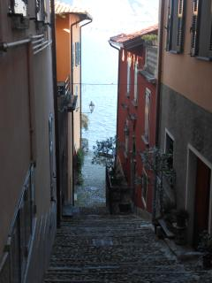 Varenna typical alley