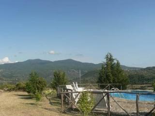 Spina appartamenti con piscina Maremma, la Val d'Orcia, Castel del Piano