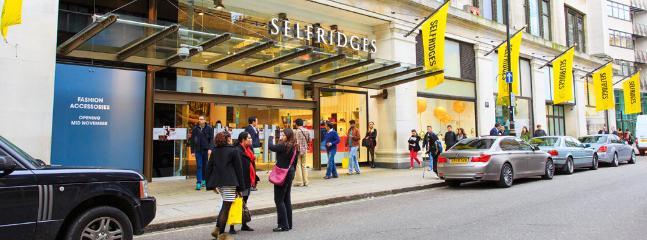 Selfridges Department Store - Next Door