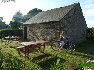 Wills Barn: come and enjoy the outdoors.