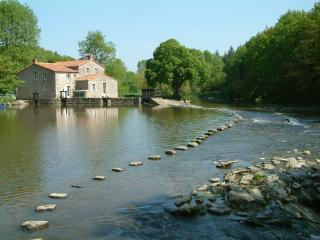 Moulin de Poupet, Cholet