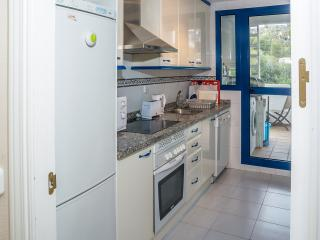 Our kitchen offers all the necessary appliances.