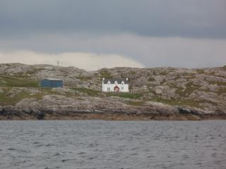 Cluer Cottage, Isla de Harris