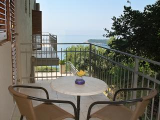 Studio apartment, sea view, Budva