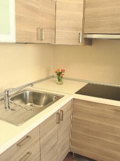 Appartamento Tramontana - Cucina dettaglio