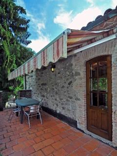 Terrazza-balcone privato