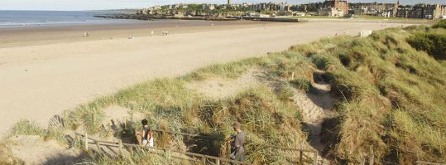 West Sands at St. Andrews