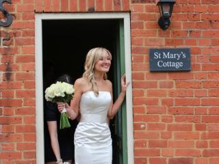 Perfect cottage for weddings in Hadleigh or surrounding area