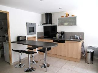 Kitchen (door to left is into pantry area)