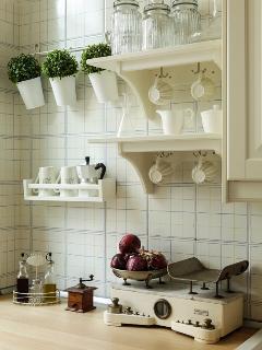 detail in the kitchen