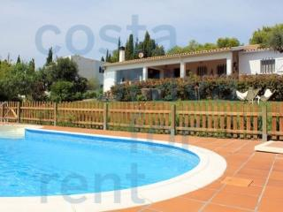 Costabravaforrent Can Masramon, para 12, piscina, L'Escala