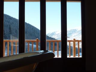 Penthouse self catered ski chalet Les Arcs