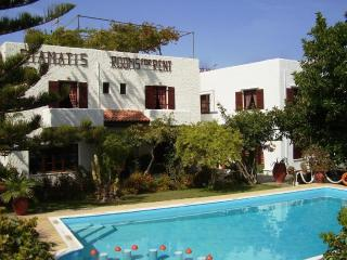 Summer Lodge 3 one bedroom with private facilities, Platanias