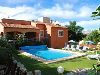 Villa SunDance Heated pool Lux