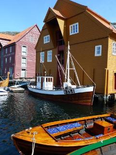 Just over the main road by the sea is The Norwegian Fisheries Museum (opens 1st of June 2015)